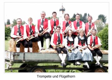 trompete-flügelhorn