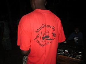 T-Shirt Uganda