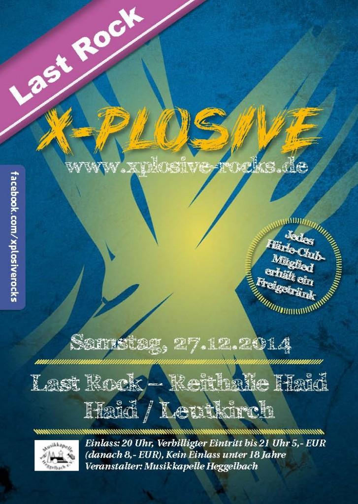 X-Plosive_Flyer_2014_Haid_vorderseite