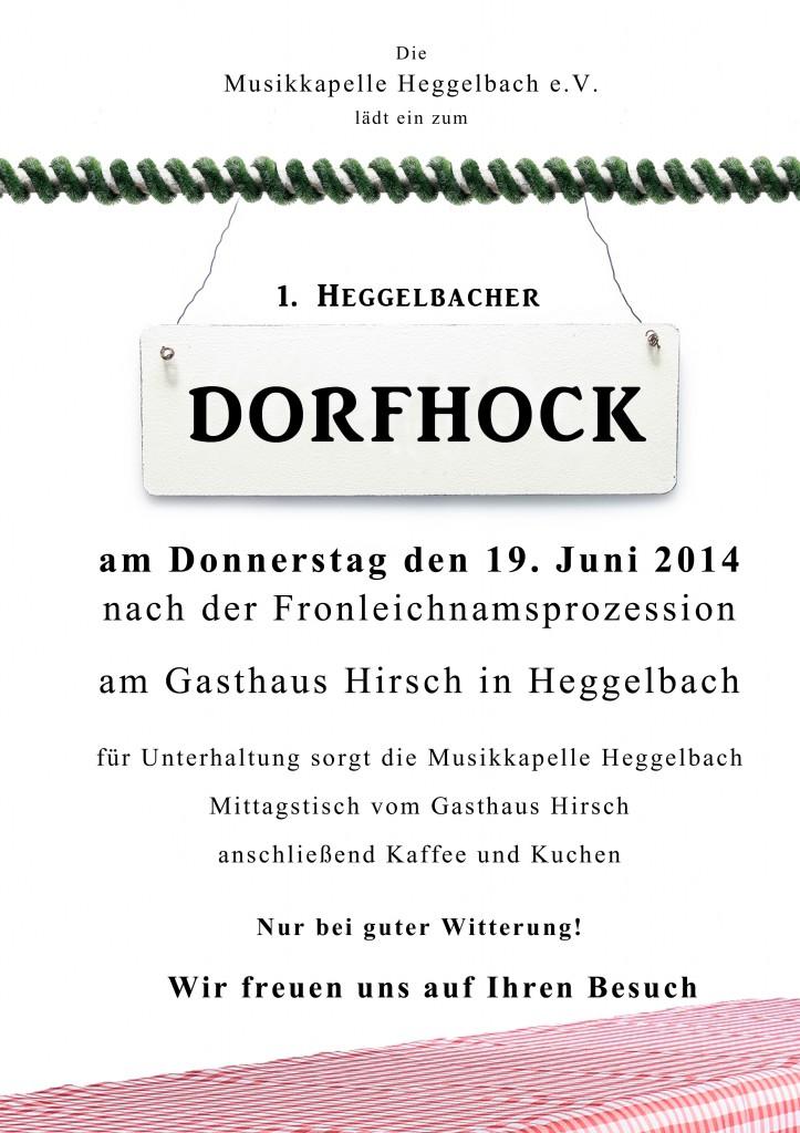 Dorfhock